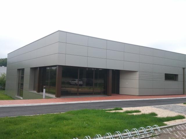 Clínica Oftalmológica Loiolavision acondiciona sus nuevas instalaciones con nuestros techos