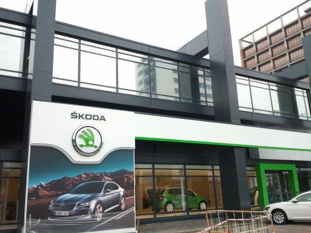 Nuevas instalaciones de Seat-Skoda en el País Vasco