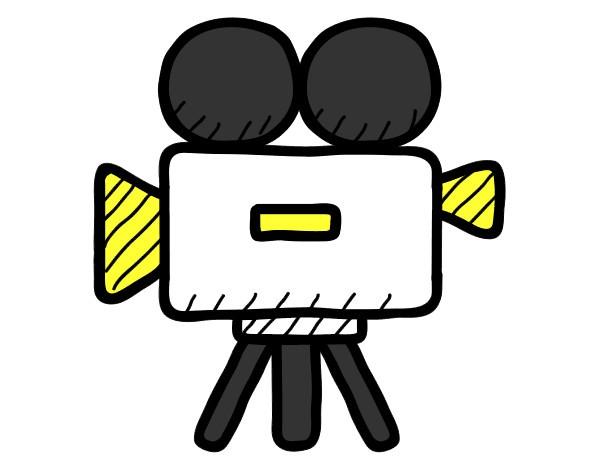 camara-de-video-profesiones-otras-profesiones-pintado-por-palolo-9831751